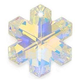 Swarovski Pandantiv Swarovski, 20 mm, Culoare: Crystal AB (1 bucata)Cod: 6704-MM20