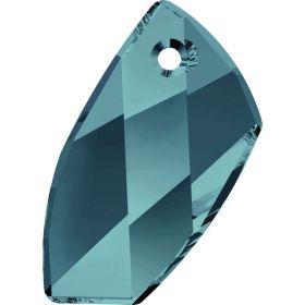 Swarovski Pandantiv Swarovski, 20 mm, Culoare: Indicolite (1 bucata)Cod: 6620-MM20