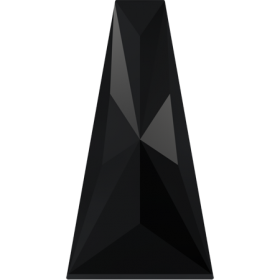 Swarovski Margele Swarovski, 17x9 mm, Culori: Jet (1 bucata)Cod: 5181