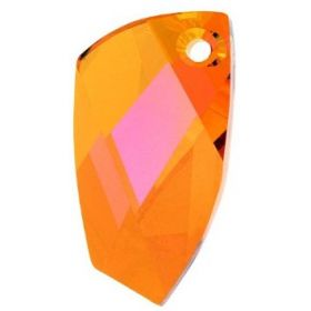 Swarovski Pandantiv Swarovski, 20 mm, Culoare: Crystal Astral Pink (1 bucata)Cod: 6620-MM20