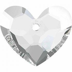 Pandantiv Swarovski, 14 mm, Culori: Light Siam (1 bucata) Cod: 6748 Pandantiv Swarovski, 18 mm, Culoare: Crystal (1 bucata)Cod: 6264-MM18