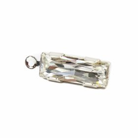 Margele Swarovski, 18 mm, Culori: Crystal (1 bucata)Cod: 5041-MM18 Swarovski Pendant, 15 mm, Colors: Crystal (1 piece)Code: 11100