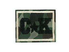 Embleme Termoadezive, Steag (5 buc/pachet) Cod: 400076 Embleme Termoadezive Army (10 buc/pachet) Cod: 400055