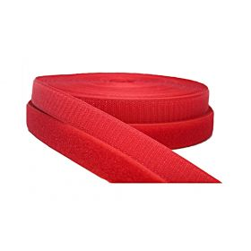 Banda Arici, 30 mm ( 25 metri/rola(Puf+Scai)) Banda Arici, 20 mm, Rosu (25 metri/rola(Puf+Scai))