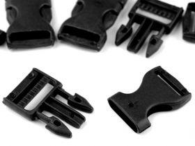 Tridenti din Plastic, 40mm, Negri (60 bucati/punga) Tridenti din Plastic, 20 mm, Negri  (100 bucati/punga) Cod: 050866