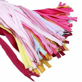 Fermoare Fermoare Ascunse, Detasabile, spira 3 mm, lungime 50 cm (100 bucati/pachet)