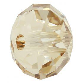 Swarovski Cristale de Cusut 5041, Marimea: 12 mm, Culoare: Crystal Golden Shadow  (1 buc/pachet)