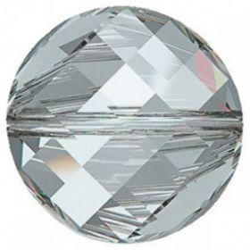 Cristale de Cusut Swarovski, 25x18 mm, Culori: Jet (1 bucata)Cod: 3250 Margele Swarovski, 18 mm, Culori: Crystal (1 bucata)Cod: 5621