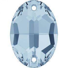 Swarovski Cristale de Cusut Swarovski, 16x11 mm, Culoare: Crystal Blue Shade (1 bucata)Cod: 3210