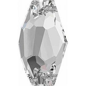 Cristale de Cusut Swarovski, 25x18 mm, Culori: Jet (1 bucata)Cod: 3250 Cristale de Cusut Swarovski, 18mm, Culoare: Crystal (1 bucata)Cod: 3261