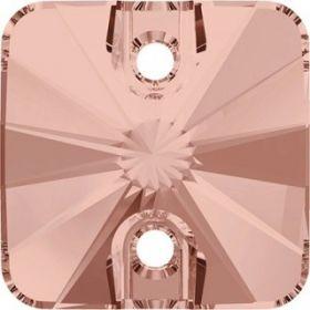 Cristale de Montura 177313-MM13X6 (1 bucata/pachet) Crystal Cristale de Cusut Swarovski, Marime: 10mm, Culoare: Blush Rose (1 bucata)Cod: 3201