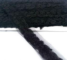Dantela, latime 50 mm (13.72 metri/rola)Cod: 0575-2096 Dantela 3D, latime 50 mm (13.72 metri/rola)Cod: 0620-61582