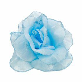 Decorare Brosa Decorativa Trandafir, diametru 10 cm (1 bucati/pachet) Cod: K214