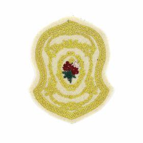 Embleme Termoadezive, Death (2 buc/pachet) Cod: 390431 Embleme Termoadezive, 8x6.5 cm (10 buc/pachet)Cod: F12467-2