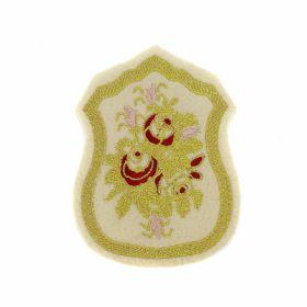 Decorare Embleme Termoadezive, 11x9 cm (10 buc/pachet)Cod: F12468-1