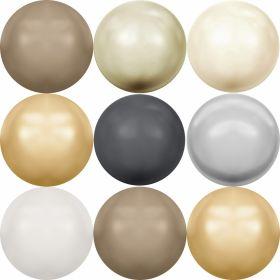 Swarovski Perle Termoadezive Swarovski, SS16, Diferite Culori (144 buc/pachet)Cod: 2080