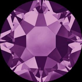 Cristale de Lipit 2038, Marimea: SS16, Culoare: Diferite Culori (144 buc/pachet)  Cristale de Lipit 2078, Marimea: SS12, Culoare: Amethyst (720 buc/pachet)