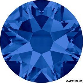 Cristale de Lipit 2038, Marimea: SS16, Culoare: Diferite Culori (144 buc/pachet)  Cristale de Lipit 2078, Marimea: SS12, Culoare: Capri Blue (1440 buc/pachet)