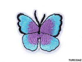 Embleme Termoadezive (12 bucati/pachet)Cod: M8276-2 Embleme Termoadezive, Fluture (10 bucati/pachet) Cod: 400025