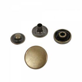 Croitorie Capse din Metal, 15 mm (1.000 seturi/pachet)Cod: EM54-15MM