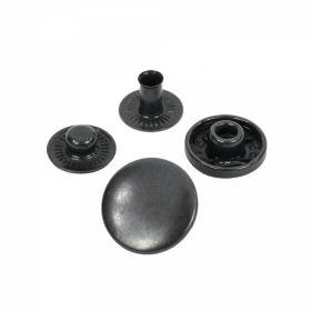 Capse / Butoni / Riveti Capse din Metal, 15 mm (1000 seturi/pachet)Cod: 1670