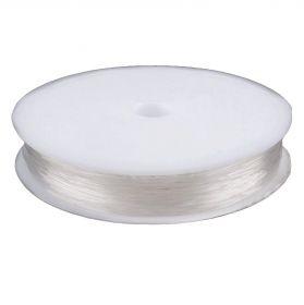 Ata Elastica Fir Elastic Invizibila, Ø 0,4-0,6 mm, 15-18 m/rola (10 papiote/pachet)