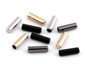 Capete Snur (100 buc/pachet)Cod: ART9-69 Capat Snur, Metalic, Ø4 mm (25 bucati/pachet) Cod: 160068