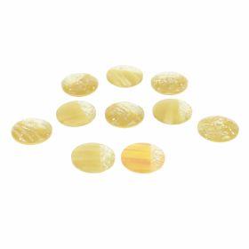 Nasturi cu Picior TR6-3, Marimea 24 (100 buc/pachet)  Nasturi Plastic cu Picior, Marime 36 Lin (50 bucati/pachet)Cod: 9017/36