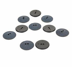 Nasturi cu Picior, din Plastic, 25 mm (50 buc/pachet) Cod: 04-171/48 Nasturi cu Doua Gauri, 28 mm (25 buc/punga)Cod: 24972/44