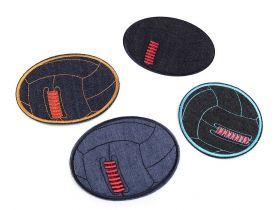 Embleme Termoadezive, Model Elefant (25 bucati/pachet)Cod: M30138 Embleme Termoadezive (10 bucati/pachet) Cod: 390434
