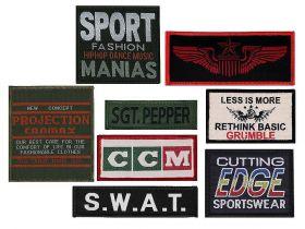 Embleme Termoadezive (12 bucati/pachet)Cod: M8276-2 Embleme Termoadezive (10 buc/pachet) Cod: 400104