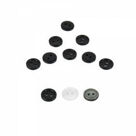 Croitorie Nasturi, 10.2 mm (100 bucati/pachet) Cod: 10384/16