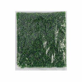 Decorare Margele Sticla #27, Verde Smarald (100 gr/punga)