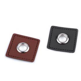 Cleme din Plastic pentru Tapiterie, 2.5 cm (1.000 pcs/pachet) Cod: GRG-PLS Ocheti Metalici de Cusut, 8 mm (20 bucati/pachet) Cod: 790547