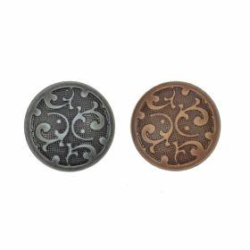 Nasturi cu Doua Gauri, 15 mm (50 buc/punga)Cod: 13462/24 Nasturi Plastic cu Picior, Marime 28 Lin (100 bucati/pachet)Cod: TR30