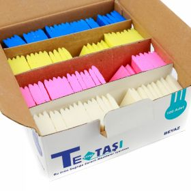 Creta Croitorie Color Tailors Wax Chalk  (100 pcs/pack )