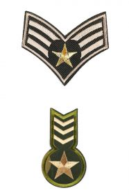 Embleme Termoadezive Model Vultur (1 bucata/pachet)Cod: M30112 Embleme Termoadezive, Army (10 buc/pachet) Cod: 390564