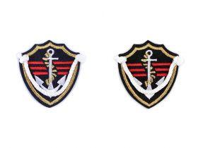 Embleme Termoadezive, Ancora (10 buc/pachet) Cod: 400060 Embleme Termoadezive, Ancora (10 buc/pachet) Cod: 400060