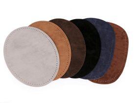 Embleme Termoadezive, Ancora (10 buc/pachet) Cod: 400060 Embleme termoadezive imitație piele întoarsă (1 pereche/pachet) Cod: 790826