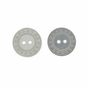 Croitorie Nasturi cu 2 Gauri, 15 mm (50 bucati/punga) Cod: 11906
