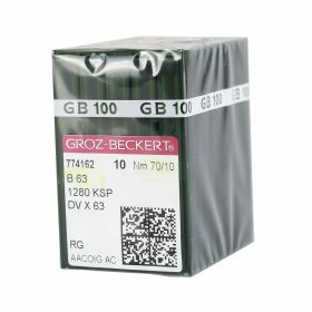Ace de Cusut NXB63 SES  pentru Masini de Surfilat (100 buc/cutie) Ace de cusut NXB63 pentru Masini de Surfilat (100 buc/cutie)