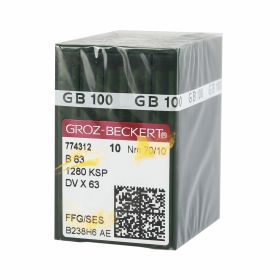 Ace Masini Industriale Ace de Cusut NXB63 SES  pentru Masini de Surfilat (100 buc/cutie)