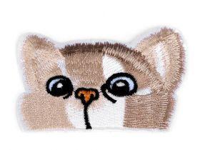 Decorare Embleme Termoadezive,Pisica (5 buc/pachet) Cod: 400117