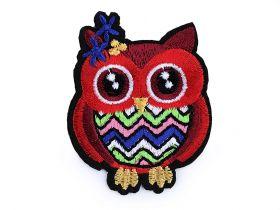 Embleme Termoadezive Model Vultur (1 bucata/pachet)Cod: M30112 Embleme Termoadezive, Bufnita (10 buc/pachet) Cod: 400146