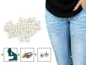 Perle de Nituit, 6 mm (470 bucati/pachet)Cod: 200943