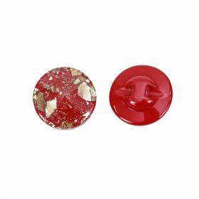 Nasturi cu Picior, din Plastic, 30 mm (25 buc/pachet) Cod: 06-284/48