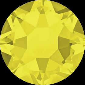 Cristale de Lipit 2078, Marimea: SS34, Culoare: Rose (144 buc/pachet)  Cristale de Lipit 2078, Marimea: SS34, Culoare: Citrine (144 buc/pachet)