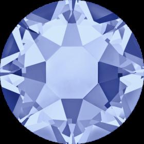 Cristale de Lipit 2078, Marimea: SS16, Culoare: COLOR-AB (144 buc/pachet)  Cristale de Lipit 2078, Marimea: SS34, Culoare: Light-Sapphire (144 buc/pachet)
