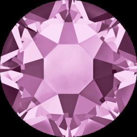 Cristale de Lipit 2078, Marimea: SS34, Culoare: Blue-Zircon (144 buc/pachet)  Cristale de Lipit 2078, Marimea: SS34, Culoare: Light-Amethyst (144 buc/pachet)