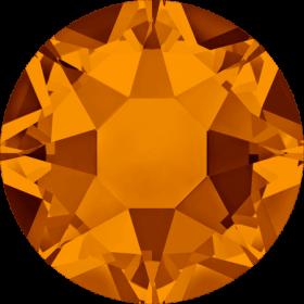 Cristale de Lipit 2078, Marimea: SS34, Culoare: Blue-Zircon (144 buc/pachet)  Cristale de Lipit 2078, Marimea: SS34, Culoare: Tangerine (144 buc/pachet)